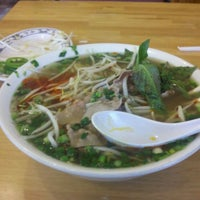 Photo taken at Pho 79 by Justin W. on 1/9/2012