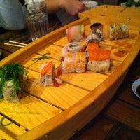 Photo taken at Sushi Thai by Richard C. on 12/29/2010