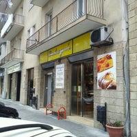 Photo taken at Boulangerie by Giuseppe N. on 8/31/2011