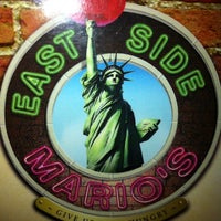 Photo taken at East Side Mario's by Dan P. on 7/1/2012