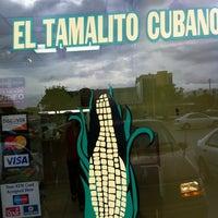 Photo taken at El Tamalito Cubano by Ariel I. on 10/29/2011