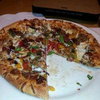 Photo taken at California Pizza Kitchen by Miss Jones on 1/7/2012