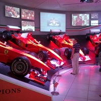 Photo taken at Museo Ferrari by Michal S. on 9/23/2011