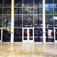 Photo taken at UCLA Melnitz Hall by Chloe M. on 8/22/2012