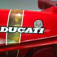 Photo taken at Ducati Motor Factory & Museum by Anton M. on 6/19/2012
