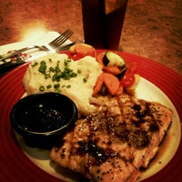 Photo taken at T.G.I. Friday's by aedy _. on 4/30/2012