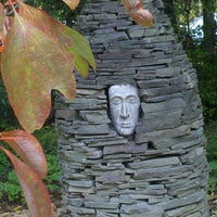 Photo taken at North Carolina Botanical Gardens by Flores N. on 10/13/2011