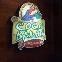Photo taken at Coco Bambu Pizzaria & Cozinha by Michelangelo M. on 11/22/2011
