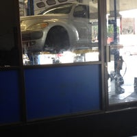 Photo taken at Pep Boys Auto Parts & Service by Chris on 7/11/2012
