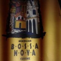 Photo taken at Bossa Nova Brazilian Cuisine by Neala G. on 9/7/2012