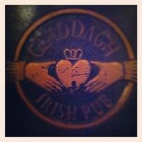 2/24/2012 tarihinde Jake B.ziyaretçi tarafından Claddagh Irish Pub'de çekilen fotoğraf