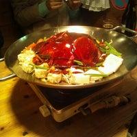 Photo taken at USHINABE 扇町店 by Yoshinori e. on 1/22/2012