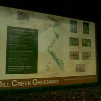 Photo taken at Mill Creek Greenway Trail by Michelle K. on 9/24/2011