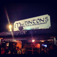 Photo taken at MacDinton's Irish Pub & Restaurant by Brittany on 7/6/2012