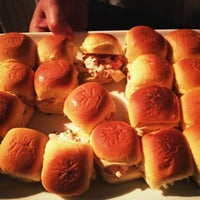Photo taken at 2012 Tasting Table Lobster Roll Rumble by Jim M. on 6/7/2012