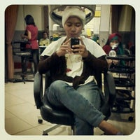 Photo taken at Salon Bee Cool by Destiana W. on 7/15/2012
