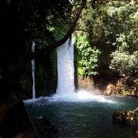 Foto diambil di Banias Waterfall oleh Elnatan S. pada 8/16/2011