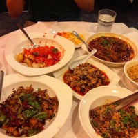 Photo taken at Szechuan Gourmet by Ellie W. on 8/21/2011