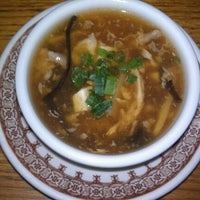 Photo taken at Szechuan Chinese Restaurant by A J. on 1/18/2012