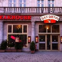 Das Foto wurde bei San Diego Steakhaus von Susanne am 1/16/2011 aufgenommen