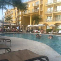 Photo taken at Grand Cayman Marriott Beach Resort by David K. on 7/2/2012