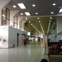 Photo taken at Viru Viru International Airport (VVI) by Pablo C. on 5/14/2012