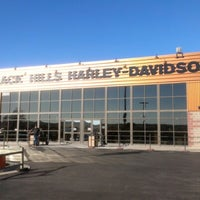 Photo taken at Black Hills Harley-Davidson by Michael B. on 9/8/2012