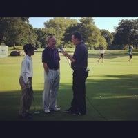 Photo taken at Pelham Bay & Split Rock Golf Course by Nickey Y. on 6/15/2012