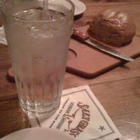 Photo taken at Saltgrass Steak House by Robbye R. on 9/9/2012