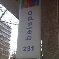 Photo taken at BELSPO by Zippo L. on 3/13/2012