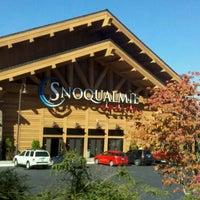 Photo taken at Snoqualmie Casino by Robert W. on 10/18/2011