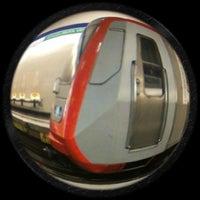 Photo taken at Metro Grecia by Angelo M. on 7/1/2011