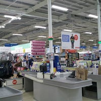 Photo taken at Tesco Extra by Michael H. on 1/16/2012
