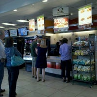 Photo taken at Quiznos by Jenny T. on 9/4/2011