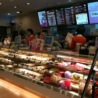 Photo taken at Mister Donut by Hank L. on 3/14/2011