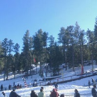 Photo taken at Ruidoso Winter Park by Claudia G. on 12/30/2011