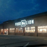 Photo taken at Food Lion Grocery Store by Russell D. on 1/26/2012
