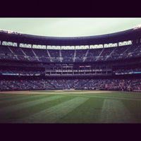 Foto tirada no(a) The 'Pen at Safeco Field por Rob W. em 6/16/2012