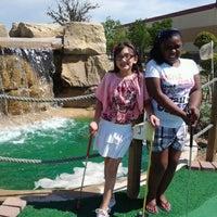 Photo taken at PrimeTime Family Entertainment Center by Lela B. on 3/27/2012