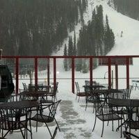 Photo taken at Keystone Mountain House by Andrew E. on 2/23/2012