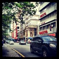 Photo taken at Jalan Tuanku Abdul Rahman (TAR) by khusairi s. on 6/3/2012