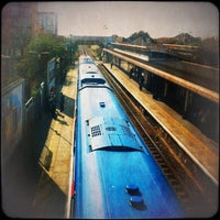 Photo taken at Feltham Railway Station (FEL) by Steven E. on 3/31/2012