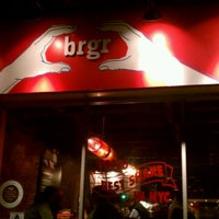Photo taken at brgr by Charles B. on 12/29/2011