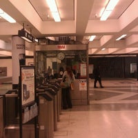 Photo taken at Powell MUNI Metro Station by Holden K. on 10/28/2011