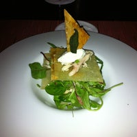 Photo taken at Canvas Bar & Restaurant by Amanda Z. on 3/8/2012