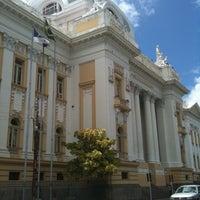 Photo taken at Palácio da Justiça by Pietra M. on 1/14/2011