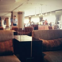 Photo taken at Garuda Indonesia Executive Lounge by Henry W. on 9/2/2012