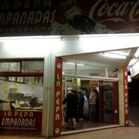 Photo taken at Las Pepas by j p. on 12/11/2011