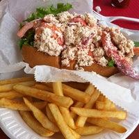 Photo taken at Kates Seafood by K S. on 6/28/2011