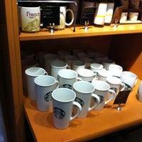 Photo taken at Starbucks by Latifa on 1/26/2012